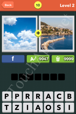 Pic Combo Level 10 Answer