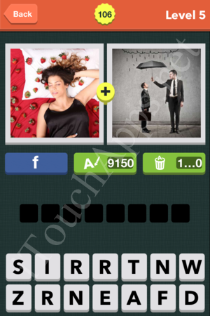 Pic Combo Level 106 Answer