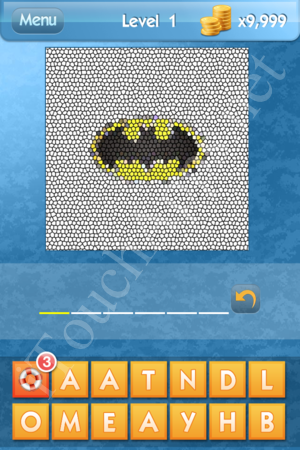 What's the Icon Level 1 Answer