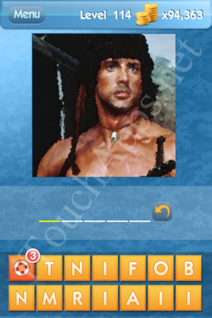 What's the Icon Level 114 Answer