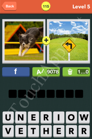 Pic Combo Level 115 Answer