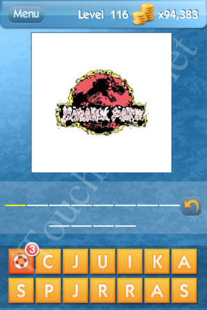 What's the Icon Level 116 Answer