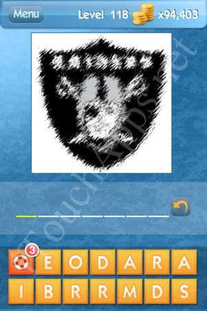 What's the Icon Level 118 Answer