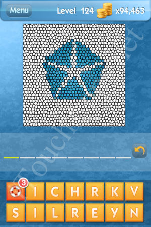 What's the Icon Level 124 Answer