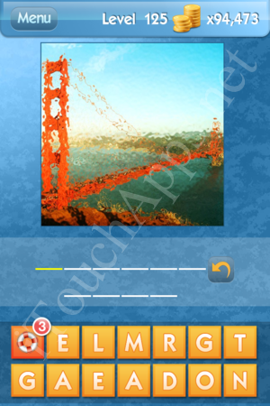 What's the Icon Level 125 Answer