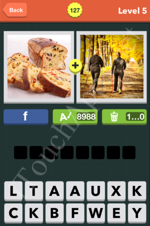 Pic Combo Level 127 Answer