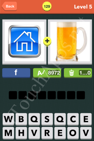 Pic Combo Level 129 Answer