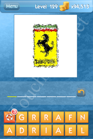 What's the Icon Level 129 Answer