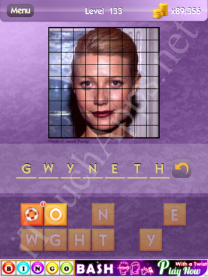 Who's the Celeb Level 133 Answer