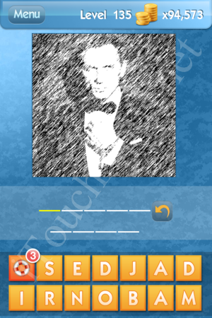 What's the Icon Level 135 Answer