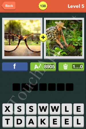 Pic Combo Level 138 Answer