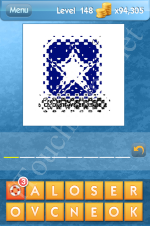 What's the Icon Level 148 Answer