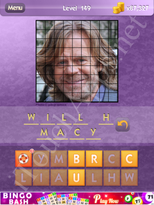 Who's the Celeb Level 149 Answer