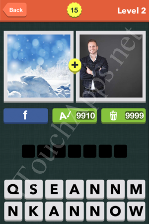 Pic Combo Level 15 Answer