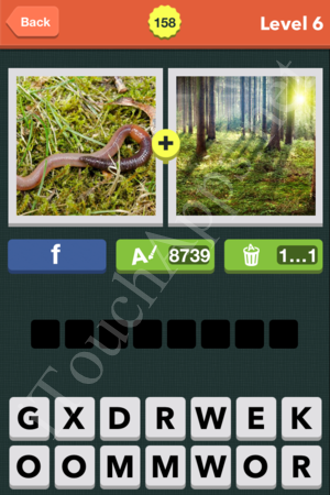 Pic Combo Level 158 Answer