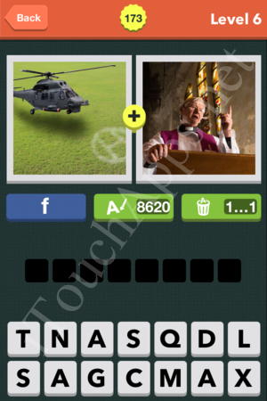 Pic Combo Level 173 Answer