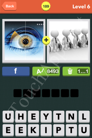 Pic Combo Level 189 Answer