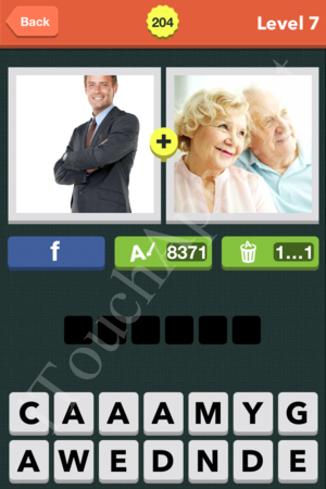 Pic Combo Level 204 Answer