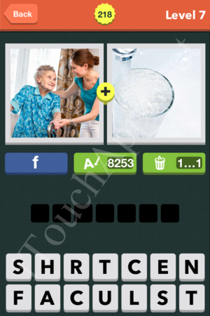 Pic Combo Level 218 Answer
