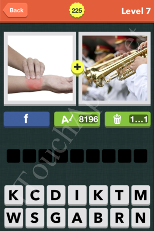 Pic Combo Level 225 Answer