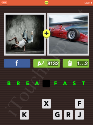 Pic Combo Level 232 Answer