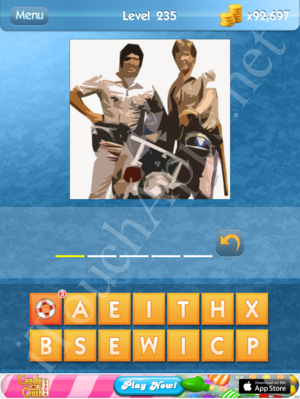 What's the Icon Level 235 Answer