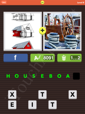 Pic Combo Level 237 Answer