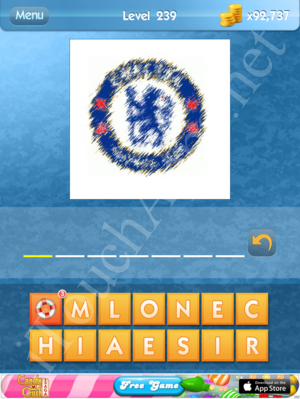 What's the Icon Level 239 Answer