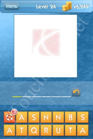 What's the Icon Level 24 Answer