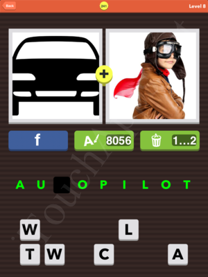 Pic Combo Level 241 Answer