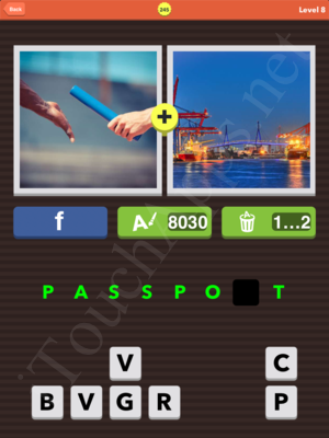 Pic Combo Level 245 Answer