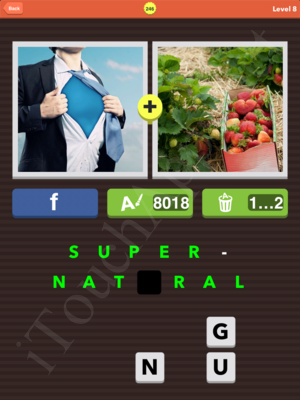 Pic Combo Level 246 Answer