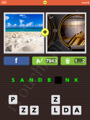 Pic Combo Level 256 Answer