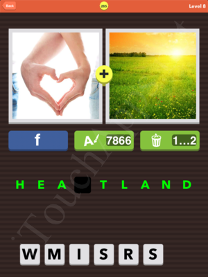 Pic Combo Level 265 Answer