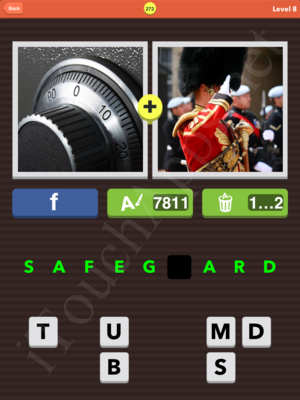 Pic Combo Level 272 Answer