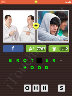 Pic Combo Level 277 Answer