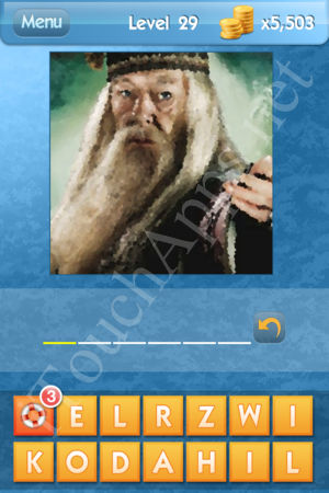 What's the Icon Level 29 Answer