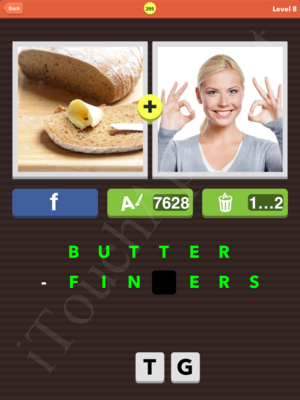 Pic Combo Level 295 Answer