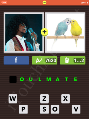 Pic Combo Level 296 Answer