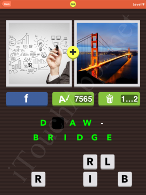 Pic Combo Level 303 Answer