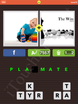 Pic Combo Level 304 Answer