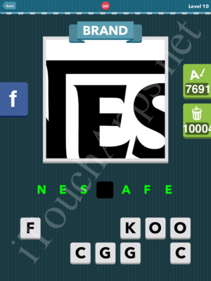 Icomania Level 305 Solution