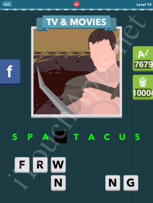Icomania Level 307 Solution
