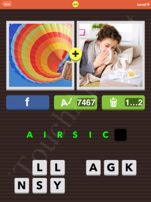 Pic Combo Level 315 Answer