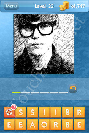 What's the Icon Level 33 Answer
