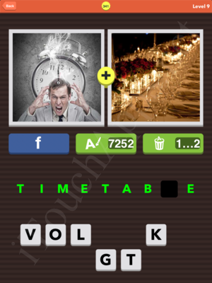 Pic Combo Level 341 Answer