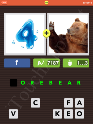 Pic Combo Level 349 Answer