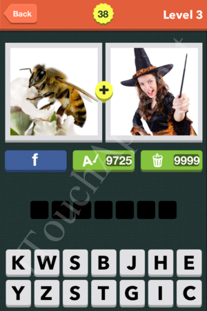 Pic Combo Level 38 Answer