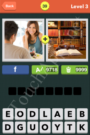 Pic Combo Level 39 Answer