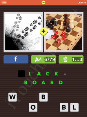 Pic Combo Level 397 Answer